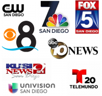 San Diego TV news